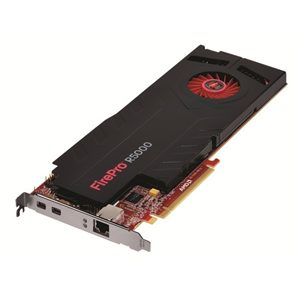 Sapphire Firepro R5000 remote graphics - 4x output