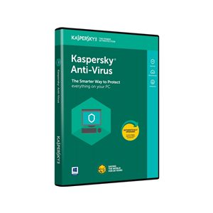 Kaspersky Anti-Virus 2018 - 2 users