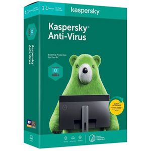 Kaspersky Anti-Virus 2 user 2020