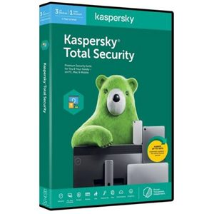 Kaspersky Anti-Virus 4 user 2020