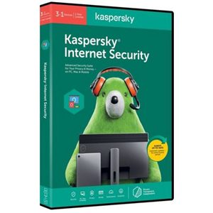 Kaspersky Internet Security 4 user 2020