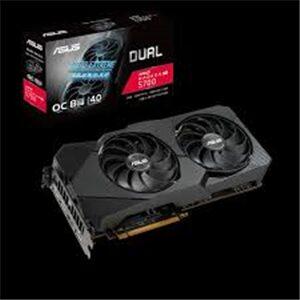 Asus Dual Radeon RX 5700 EVO OC edition 8GB GDDR6