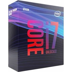 Intel Coffeelake i7 8 cores / 8 threads