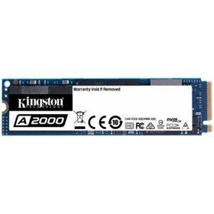 Kingston 1Tb/1000Gb NGFF(M.2) 3D TLC SSD NVMe PCIe