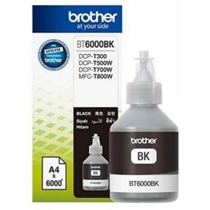 BROTHER BT6000 BLACK INK