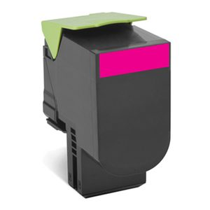 Lexmark 808SM Magenta Standard Yield Return Program Toner Cartridge
