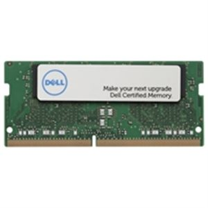 DELL 8GB CERTIFIED MEMORY MODULE - 1RX16 DDR4 2666