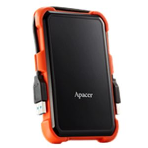 Apacer AC630 2TB USB 3.1 Military-Grade Shockproof External Hard Drive