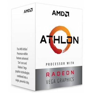 AMD AM4 box CPU