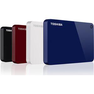 "Toshiba Canvio Advance 1TB USB 3.0 External 2.5"" Hard drive Blue"