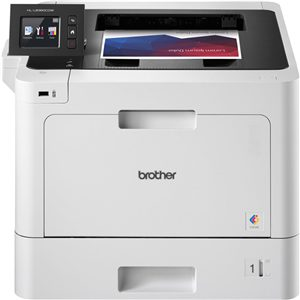 Brother A4 33ppm Mono + Full Colour Duplex Laser Printer
