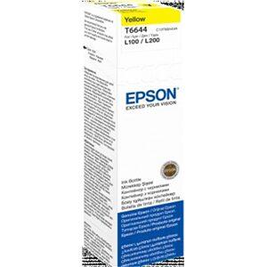 Epson Ink Bottles Yellow 70ml EcoTank L565/ L550/ L486/