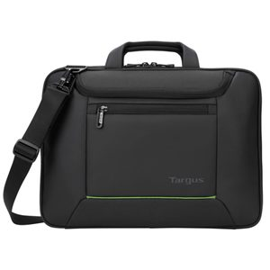 TARGUS BALANCE ECO SMART 14IN BRIEFCASE BLACK