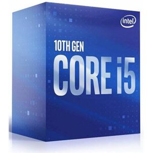 Intel coMet Lake Core i5-10400 2.9Ghz 6 cores+Hyper-Threading/ 12 threads LGA