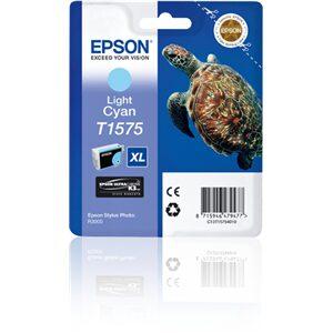 EPSON INK T1575 LIGHT CYAN
