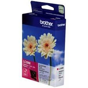 BROTHER INK CARTRIDGE LC39 MAGENTA