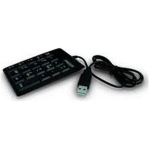 MECER NUMERIC KEYPAD USB BLACK