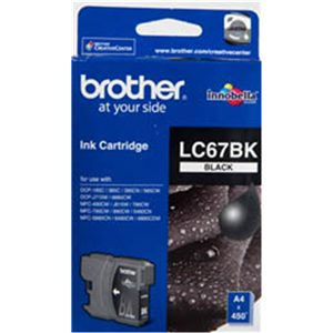 Black Ink Cartridge for DCP385C/ MFC490CW/ MFC795C