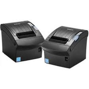 "BIXOLON SRP350 Generation III 3"" Direct Thermal Printer - charcoal colour"
