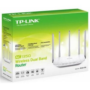 TP-Link AC1350 Dual Band Wireless Ethernet Router
