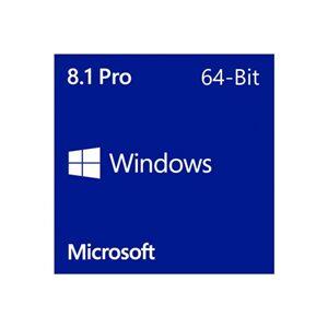 WINDOWS 8.1 64BIT PROFESSIONAL OEM