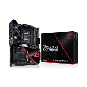 Asus ROG Maximus XII Extreme Z490 Chipset Gen 10 LGA 1200 Motherboard