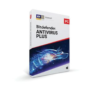 BITDEFENDER ANTI VIRUS - 2 DEVICES BOX