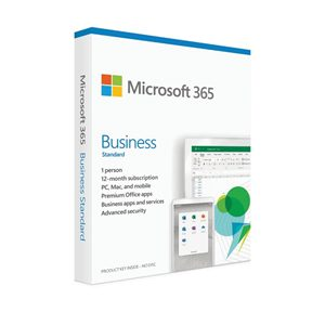 Microsoft 365 Business Standard - 1 Year Subscription