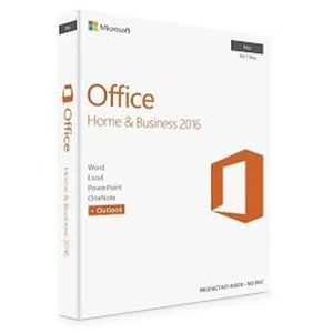 'Office 2016 Home & Business Edition -ESD1 User