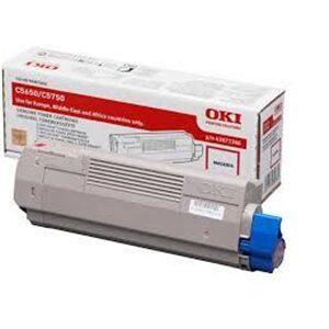 OKI C5650/C5750 Cyan Toner = 2