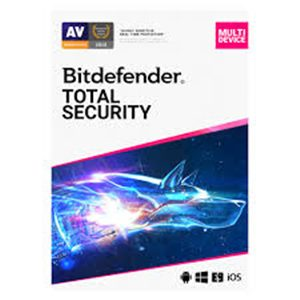Bitdefender Total Security; Complete Anti-malware Protection