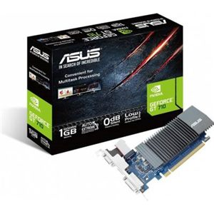 Asus nVidia Geforce GT710 PCI-e x16 1GB DDR5 Graphics card