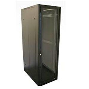 20U CP 600x1M cabinet 4x uprights 4x feets
