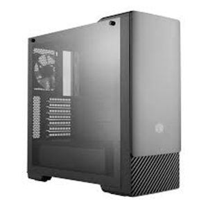 Cooler Master MasterBox E500 Tempered Glass Black ATX Mid-Tower