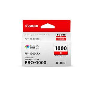 CANON PFI-1000 INK TANK PHOTO RED