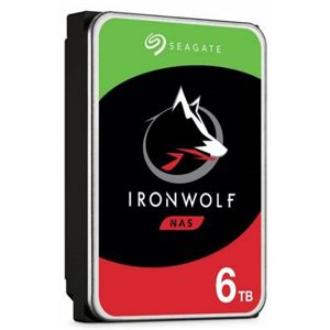 Seagate 6TB Ironwolf NAS HDD; 3.5'''';