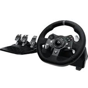 Logitech  G920 racing wheel for PC or XBOX ONE